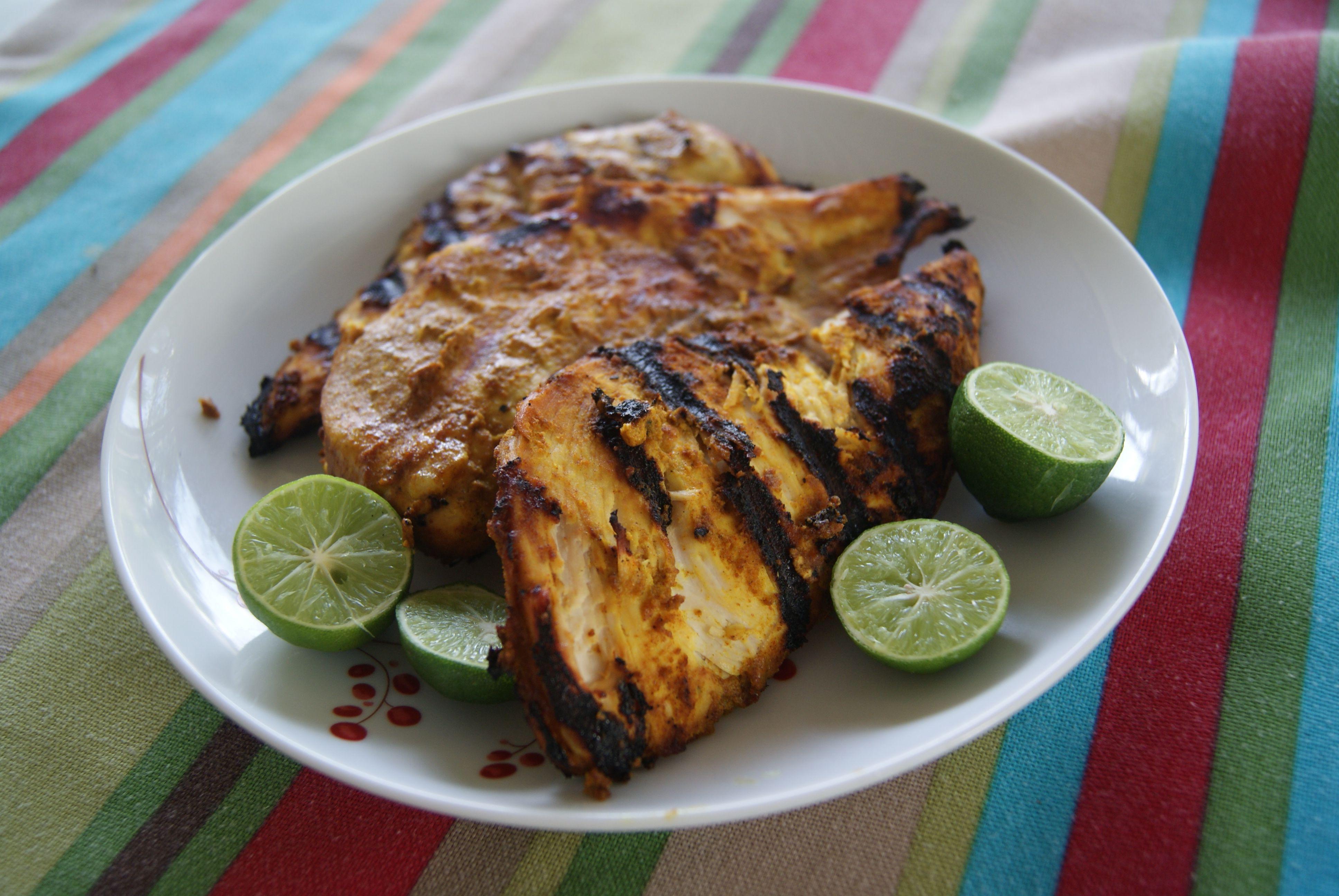 Close to Tandoori Chicken | Mrs. Smith Cooks